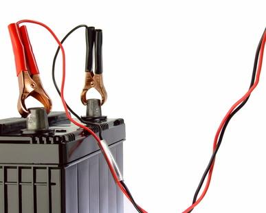 DEER Alternator Starter Battery