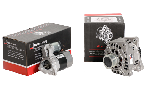 DEER Alternator Starter Batterij