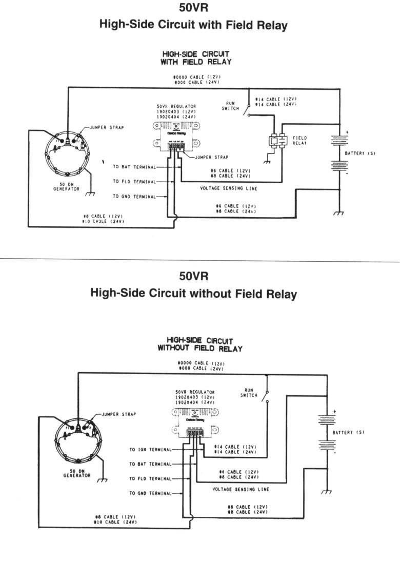 50dn Alternator Diagram - Wiring diagram