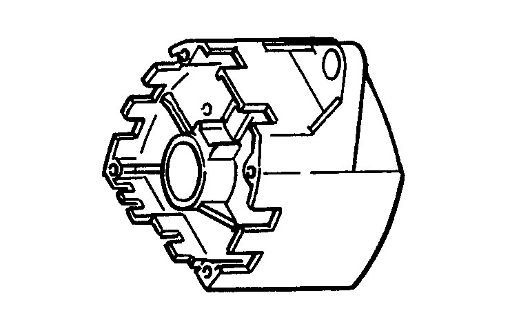 Delco Remy Starter Part Diagram