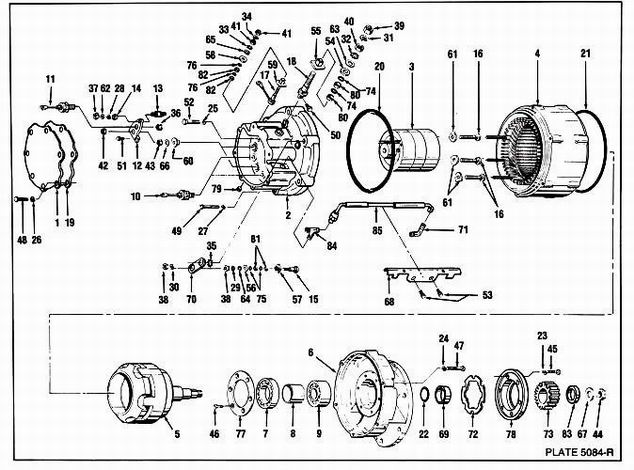 35si delco remy alternator wiring diagram delco alternator