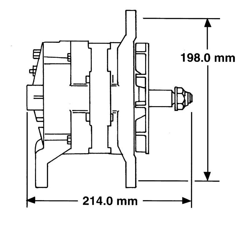 Leece Neville One Wire Alternator Wiring Diagram in addition Delco Remy One Wire Alternator Wiring Diagram also Exploded Views also Delphi Alternator Wiring Diagram besides Exploded Views. on 21si alternator