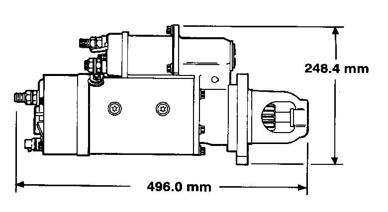 dre1990447 parts delco
