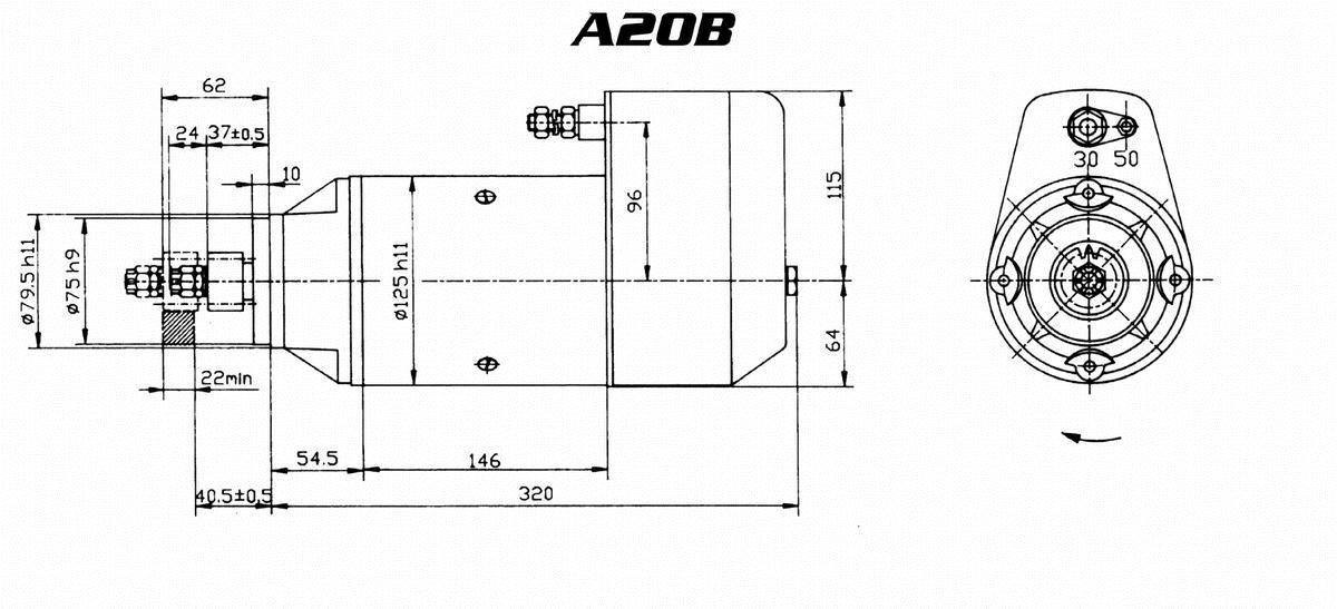 One Wire Alternator Diagram additionally Delco Alternator Wiring Diagram moreover 9900635 Help Me Understand This Wiring Diagram Mcm 260 Content likewise Dre19024558 Starter Delco Remy Art Nl 19024558 dre together with Delco Remy 20124. on delco remy alternator terminal 2