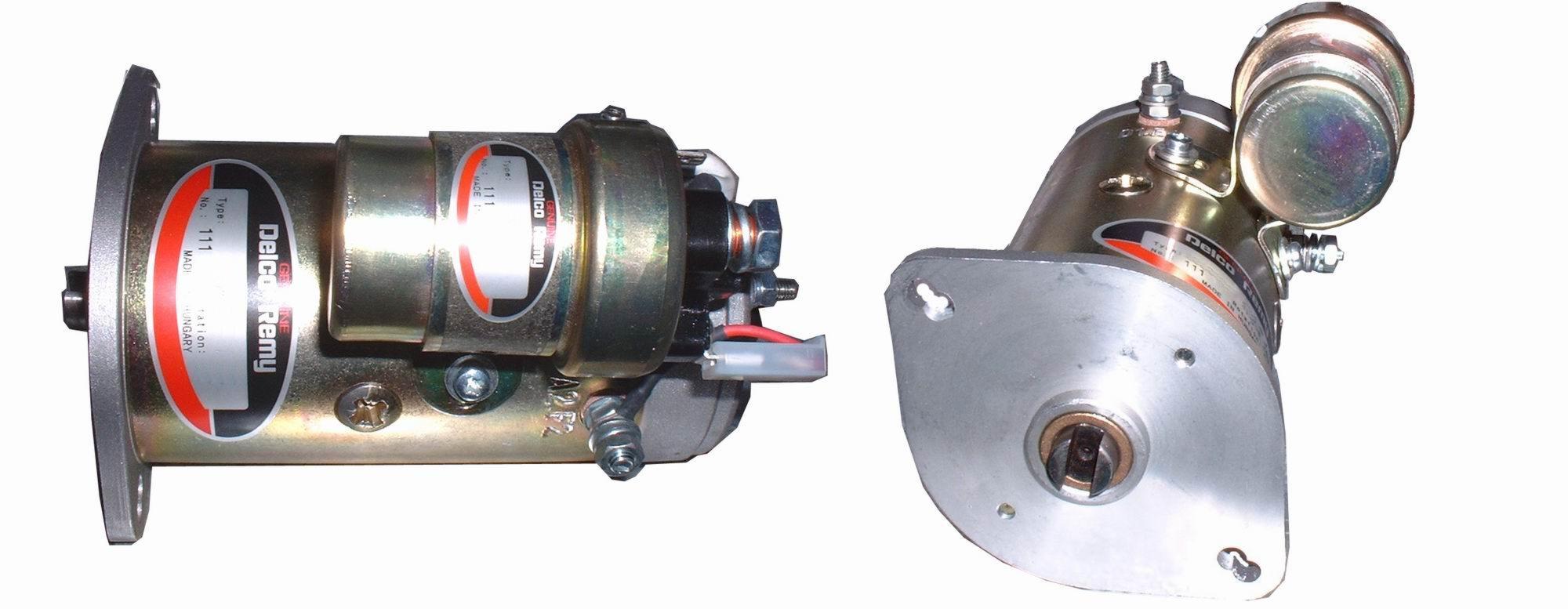 Dre19024668 Motor Delco Remy Deer Alternator