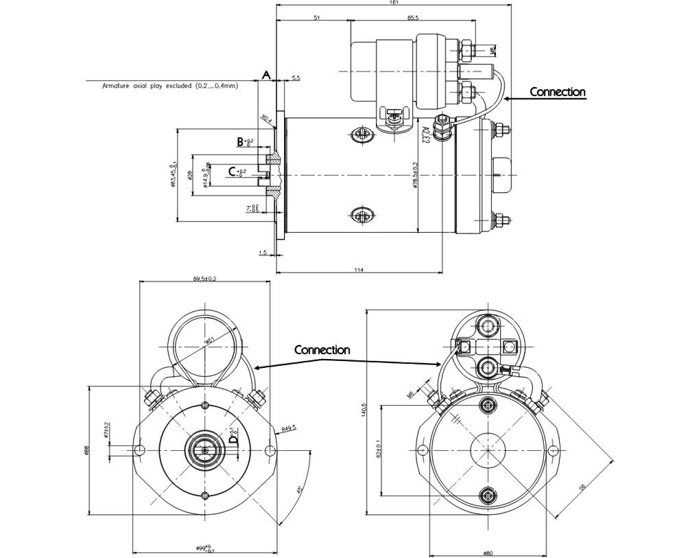 dre19024700 motor delco