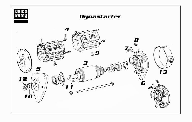 Sensational Dre19025600 Dynastart Delco Remy Deer Online Com Alternator Starter Wiring Digital Resources Instshebarightsorg