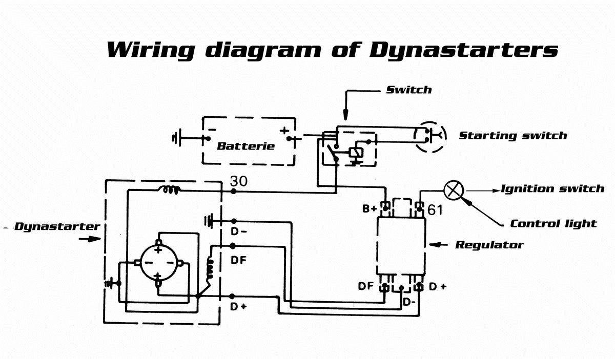 Bosch Starter Generator Wiring Diagram : Dre dynastart delco remy deer online