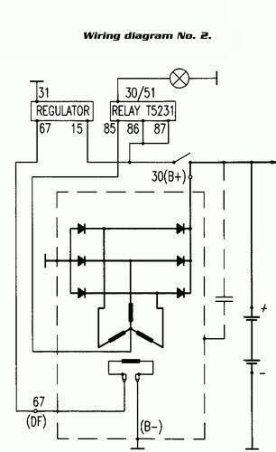 Erfreut 83 Internationale Delco Remy Lichtmaschine Schaltplan ...