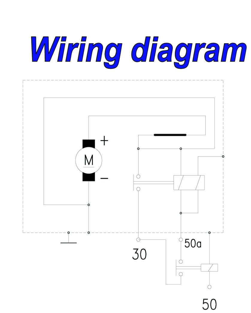 Dre19070034 Starter Delco Remy Alternator Wiring Diagram 3